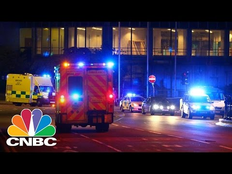 ISIS Claims Responsibility For UK Suicide Attack   Squawk Box   CNBC