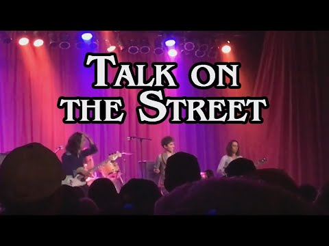 Greta Van Fleet Talk On the Street   December 2, 2017 Omaha
