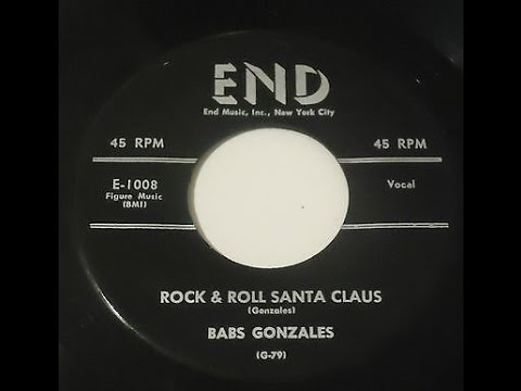 Babs Gonzales - Rock and Roll Santa Claus
