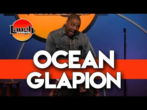 Ocean Glapion | Having a Mixed Kid | Laugh Factory Stand Up Comedy