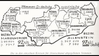 W. v. Gottberg zum Schicksal des Gebietes von Soldau, Kreis Neidenburg, nach dem Versailler Vertrag
