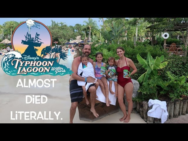 Burned Out? A Bloody Incident at Disneys Typhoon Lagoon! Day 4 of Our Walt Disney World Vacation!