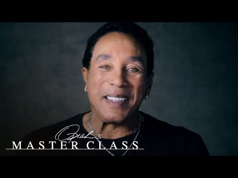 The First Song Smokey Robinson Ever Wrote | Oprah's Master Class | Oprah Winfrey Network