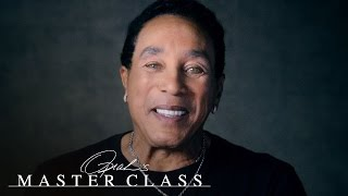 The First Song Smokey Robinson Ever Wrote | Oprah's Master Class | Oprah Winfrey Network
