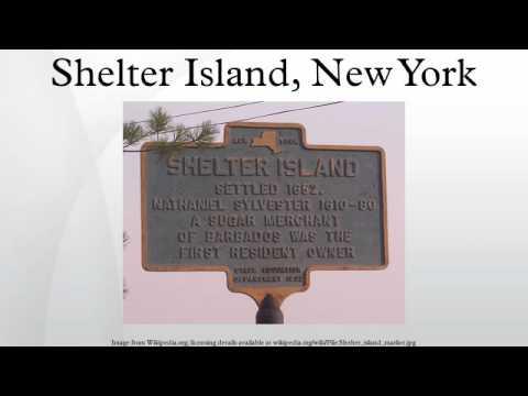 Shelter Island, New York