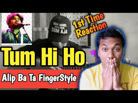 Alip Ba Ta - Tum Hi Ho (Arijit Singh) | Bollywood Cover | REACTION