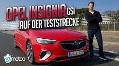 Mit DTM Gewinner Volker Strycek auf der Michelin Teststrecke | Opel Insignia GSI in Frankreich