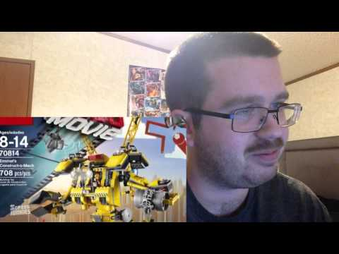 Honest Trailers - The LEGO Movie Reaction!