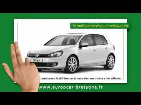 Agence Europcar Brest - location voitures