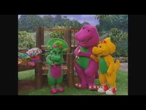 More Barney Songs (Part 2/5)