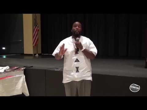 The Very Last Video of Dr. Umar Johnson that GMOGMediaTV Recorded