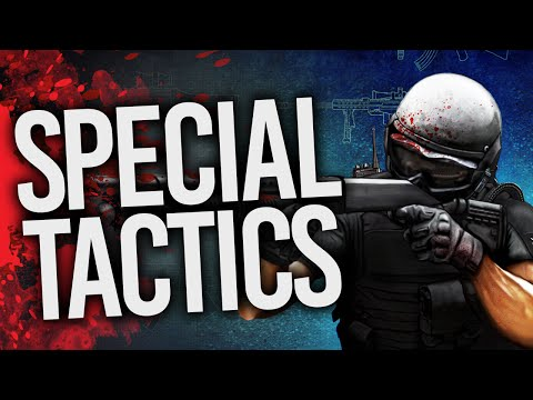 Special Tactics - HIGH TENSION