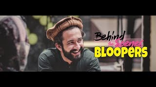 Behind The Scenes | Bloopers Of A Pathan's Love Story By Our Vines  & Rakx Production 2018 New