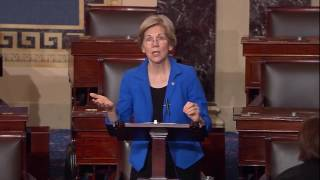 Senator Elizabeth Warren Speaks About the Recently-Revealed GOP Health Care Bill