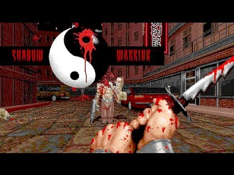 LGR - Shadow Warrior - DOS PC Game Review