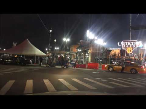 DOWNTOWN DETROIT / AT NIGHT IN THE HOOD PART 4