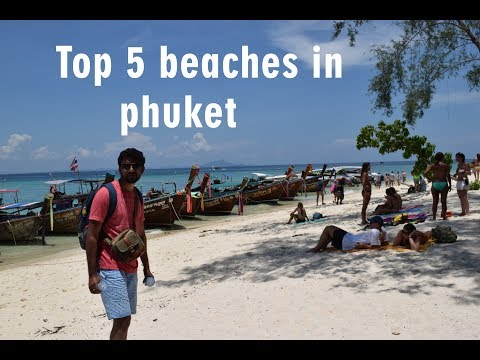 Top 5 beaches in phuket-Thailand