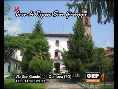 Casa di Riposo San Giuseppe a Cumiana (Torino) - YouTube