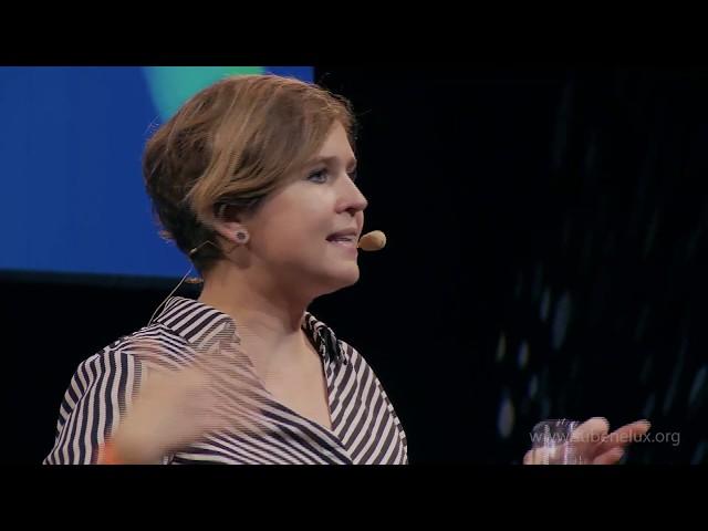 SingularityU Brussels Summit 2019: Eva Gladek Q&A (short)