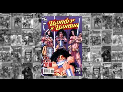 "Wonder Woman: Vol 3 #20  Ends of Earth Part 1 of 4 - ""An Unreasoning Frost"""