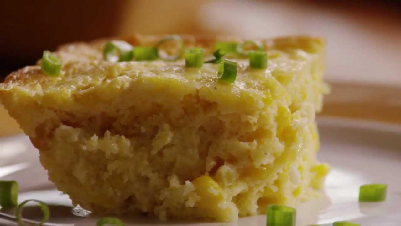 How To Make Easy Creamy Corn Casserole Allrecipes Com Youtube