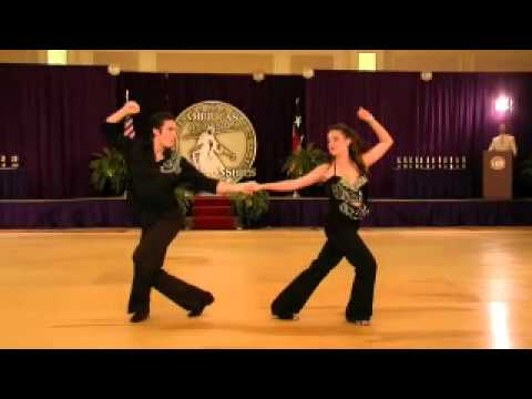 2009 ACC Classic Division 1st Place - Michael Kielbasa and Jennifer DeLuca