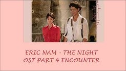 Download The Night Eric Nam encounter kdrama track mp3 free