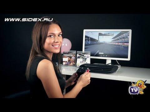 Sidex.ru: Обзор Sony PlayStation 3 Super Slim + Gran Turismo 5 & Uncharted 3
