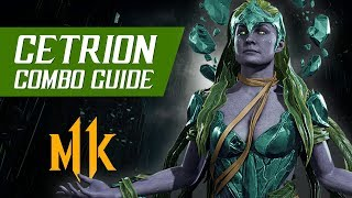 Cetrion Combo Guide (Tournament/Ranked) – Mortal Kombat 11