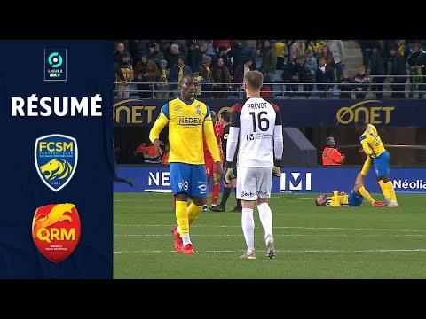 Sochaux Quevilly Rouen Goals And Highlights