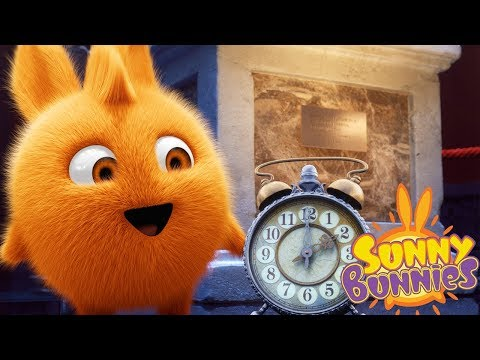 Cartoons for Children | Sunny Bunnies - MAGIC CLOCK | SUNNY BUNNIES | Funny Cartoons For Children