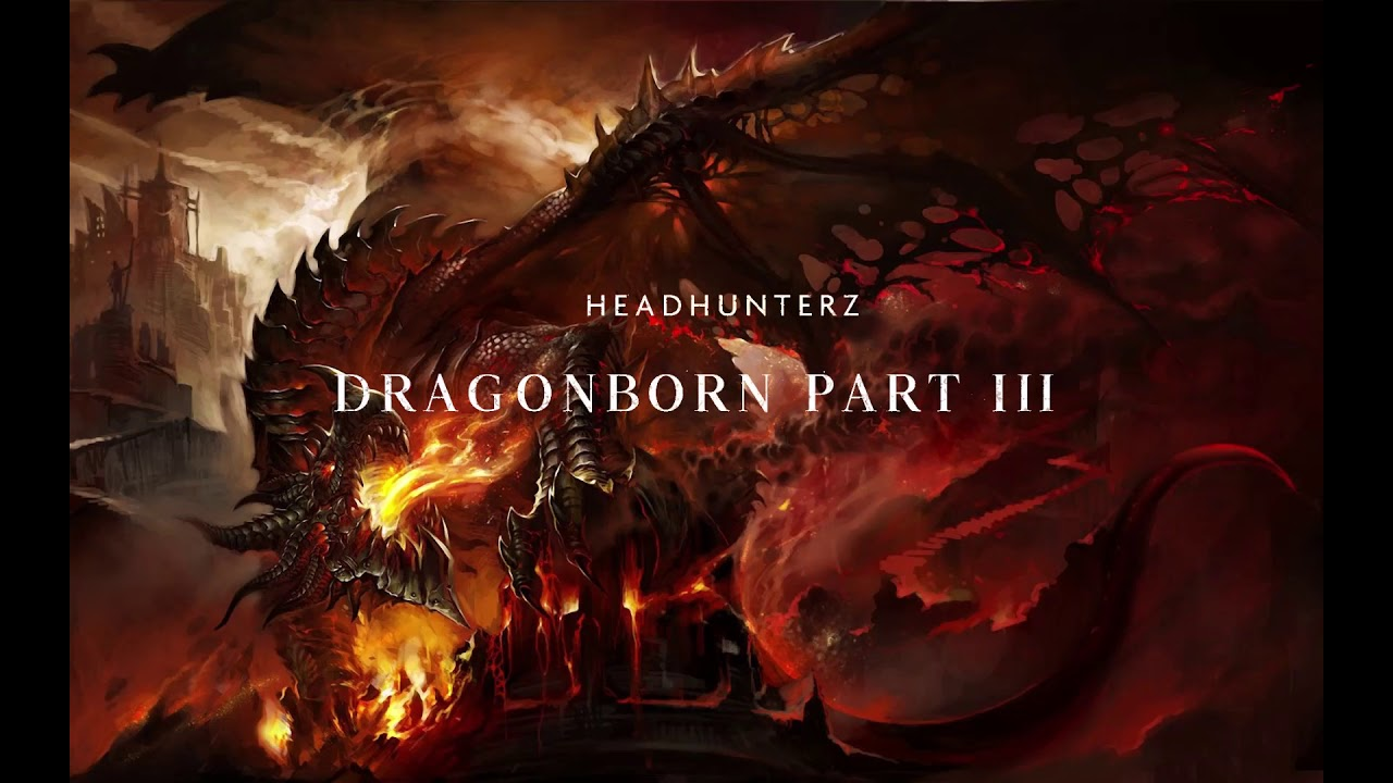 Headhunterz ft. Sian Evans - Dragonborn Part 3 (Play In Defqon One)