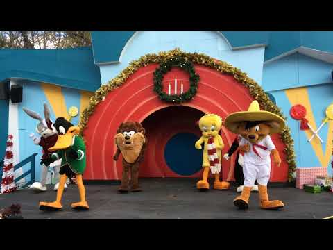 Have Yourself A LOONEY TUNES Christmas 2017 SFA