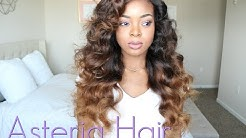 Asteria Hair Brazilian Loose Wave | Installation + Review