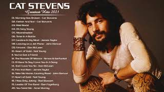 Cat Stevens Greatest Hits Full Album - Folk Rock And Country Collection 70's/80's/90's