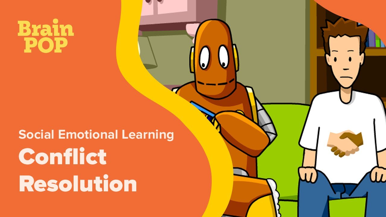 Download Conflict Resolution: How to Settle Your Differences Fairly | BrainPOP