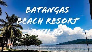 【フィリピン旅行記#15】寒くなった日本を脱出!!バタンガス州アニラオのビーチリゾート