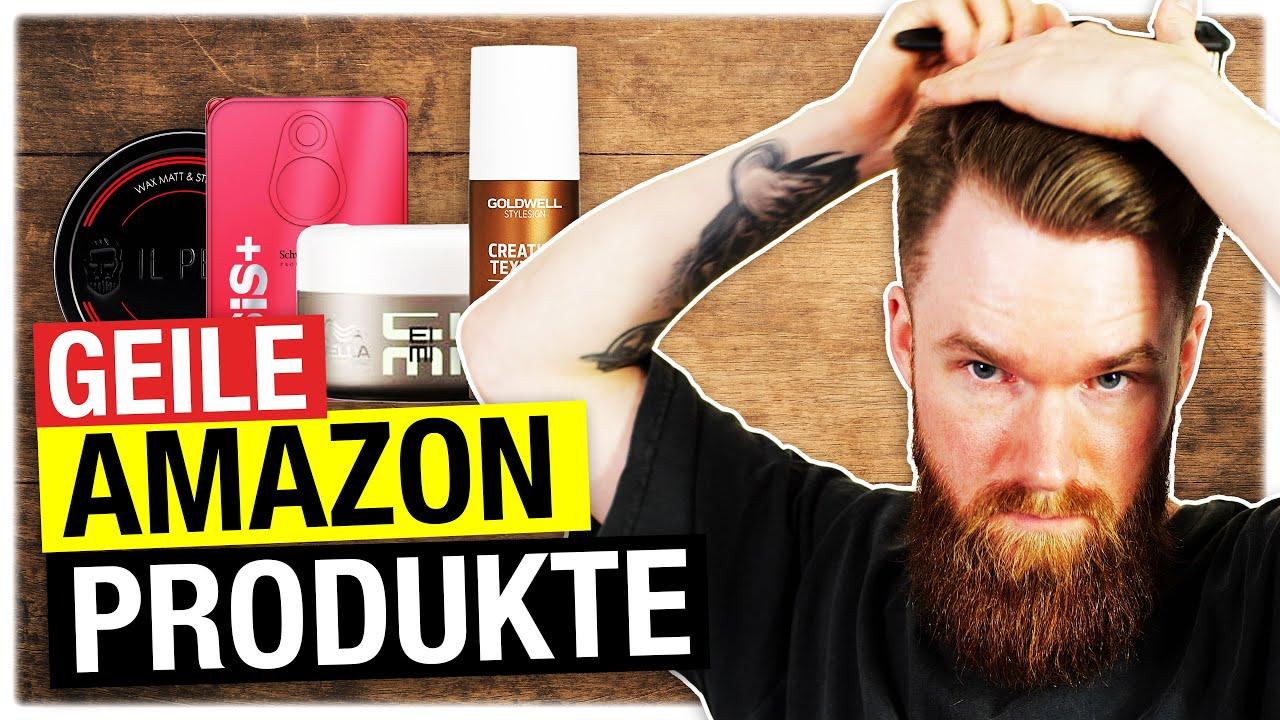 ich teste die besten haarwachse von amazon. | männer