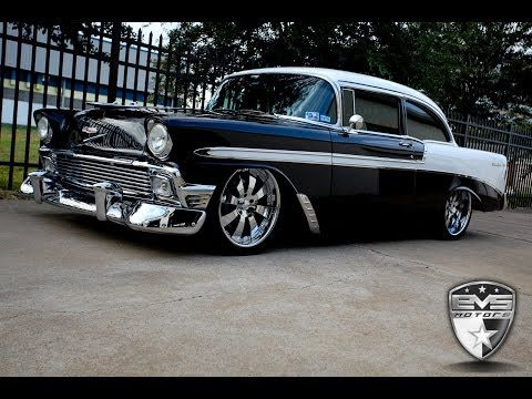 EVS Motors 1956 Chevrolet Bel Air Custom