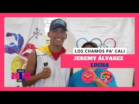 🇻🇪 Jeremy Álvarez por el oro en los 75 kilogramos 🇻🇪