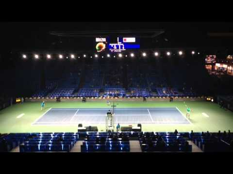 Большой теннис. Кубок Кремля 2015