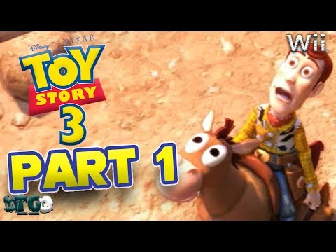 Disney/Pixar's Toy Story 3 (Wii) Part 1 Mp3