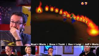 You Get Nothing - Giant Bomb Mario Party Party 2 Clip