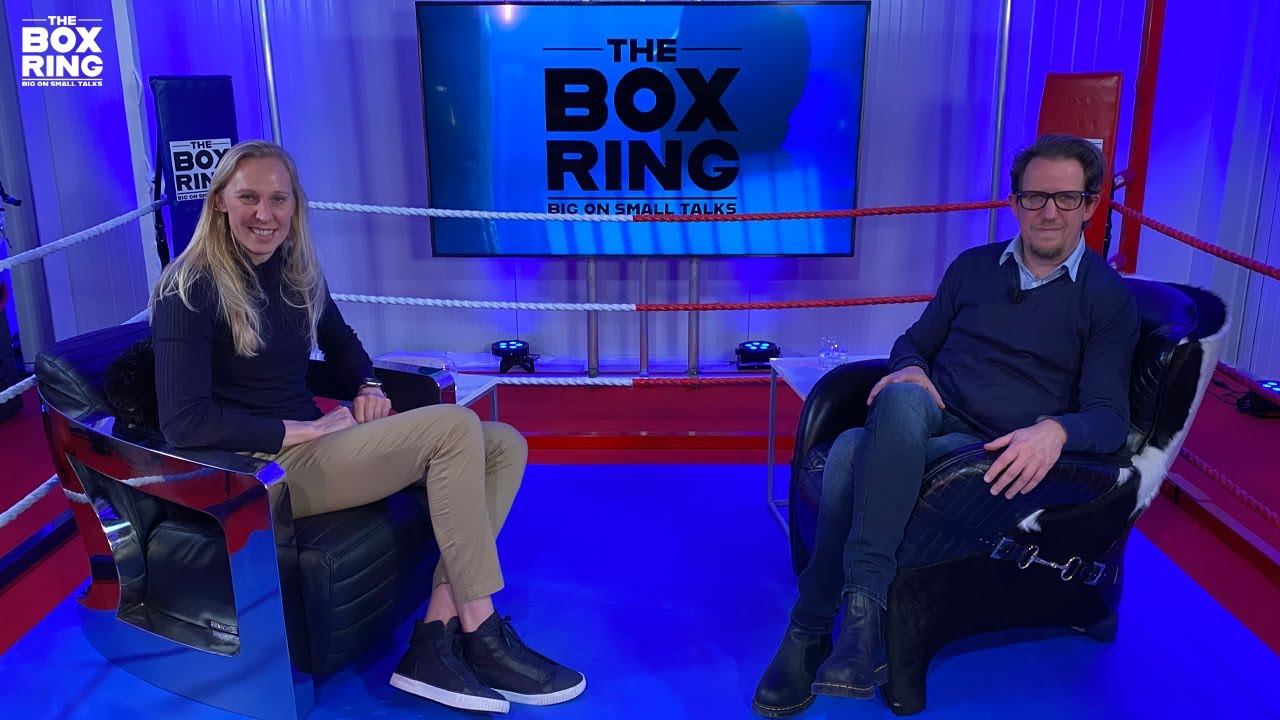 The Boxring met Ann Wauters