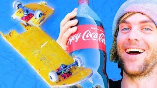 we-soaked-a-skateboard-in-coca-cola-for-24-hours-skate-experiments-ep-7