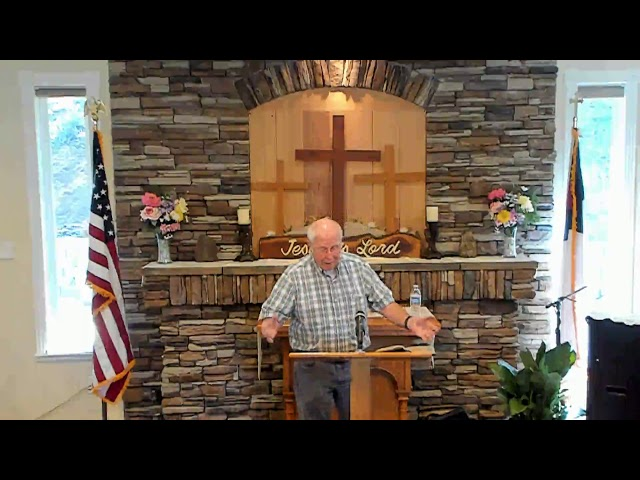 Sunday Service - Aug 25, 2019 - 2nd Timothy: Perilous Times Are Coming