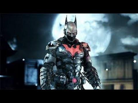 Batman Beyond Theme (Arkham Knight)