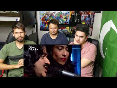 Alif Allah, Jugni, Arif Lohar & Meesha Coke Studio Reaction