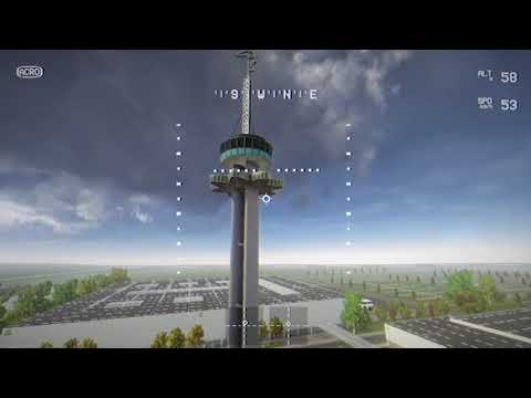 Liftoff Drone sim Hannover test flight