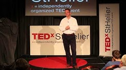 Re-thinking corporate social responsibility: Andy Le Seelluer at TEDxStHelier